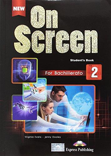 new on screen 2 student's pack editado por Express