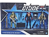 G.I. Joe The Eagle's Edge Pack 50th Anniversary ~ Leatherneck, Destro & General Hawk