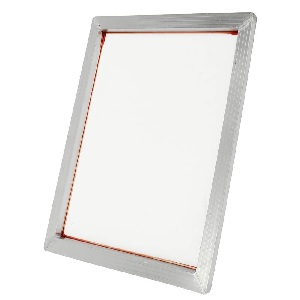 Fishyu 6Pack Aluminum Silk Screen Frame Printing Press Screens 110 Mesh 45 x 50cm