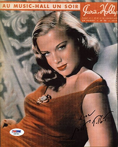 nita-talbot-authentic-signed-8x10-photo-autographed-psa-dna-ab81863