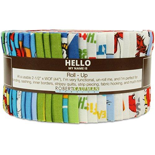 kids jelly roll fabric - 2