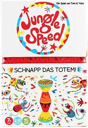 Jungle Speed (edición SKWAK): Amazon.es: Juguetes y juegos