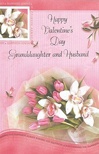 Amazoncom Happy Valentines Day Granddaughter And Husband V4