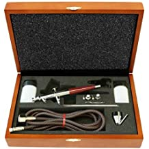 Paasche VL-3W Double Action Airbrush in Wood Case