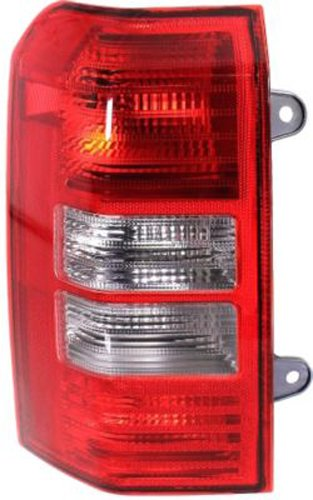 OE Replacement Tail Light Assembly JEEP PATRIOT 2008-2016 Partslink CH2800181