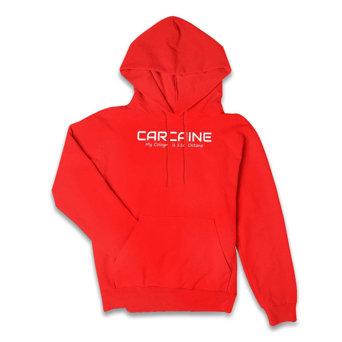 Streetgirl Carcaine My Cologne is 110 Octane Womens Sweater A Hoodie with Pockets