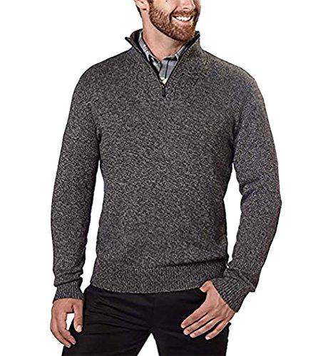Calvin Klein Men's ¼ Zip Sweater by Calvin Klein