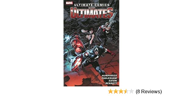 ultimate comics ultimates 10