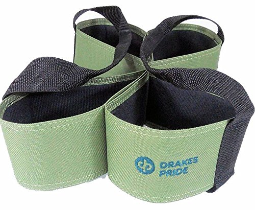 Drakes Pride - Four Bowl Carrier - Green