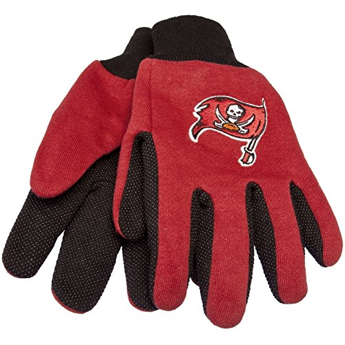 Tampa Bay Buccaneers - Logo Utility Gloves - Logo Shoelaces