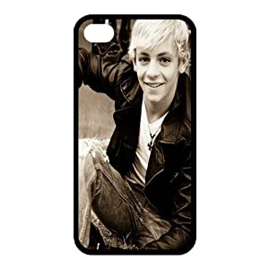 Customize Famous Singer Ross Lynch Back Case for iphone 4 4S JN4S-1970