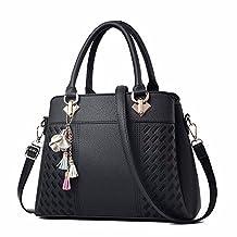djbnnbbxyl Bolsos de diseñador de Las señoras Bolso Tote Bag Bolsas de Hombro