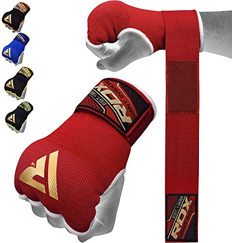 RDX Hand Wraps Boxing Inner Gloves MMA Fist Protector Bandages Training -