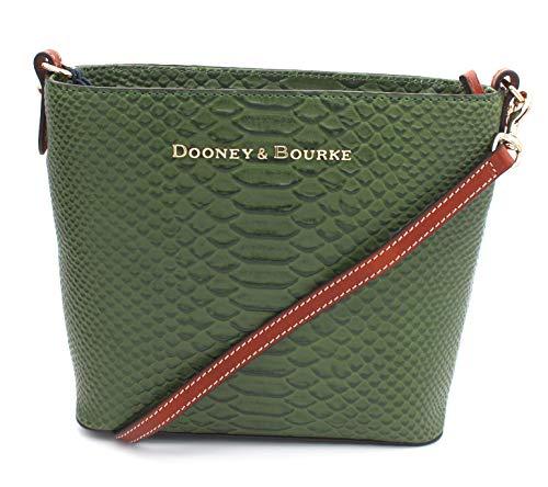 Dooney & Bourke Mini Waverly Crossbody (Turtle) -