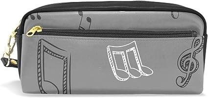 FAJRO Do Re Mi - Estuche para lápices y cosméticos: Amazon.es: Oficina y papelería