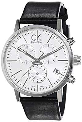 Calvin Klein Men's CK7627120 Post Minimal Chronograph Watch