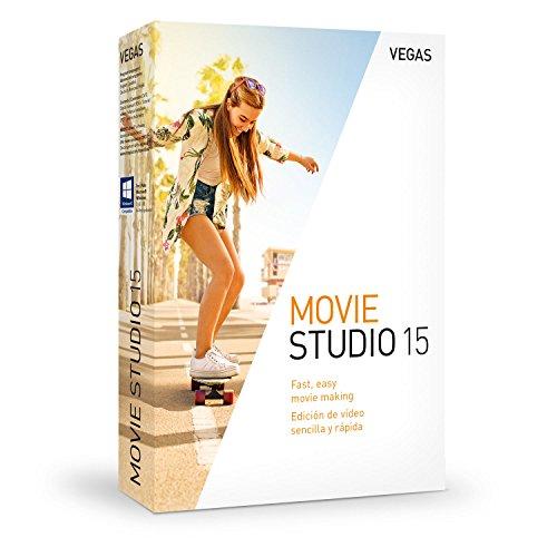 VEGAS Creative Software Vegas Movie Studio 15 - Easily Create Breathtaking Videos