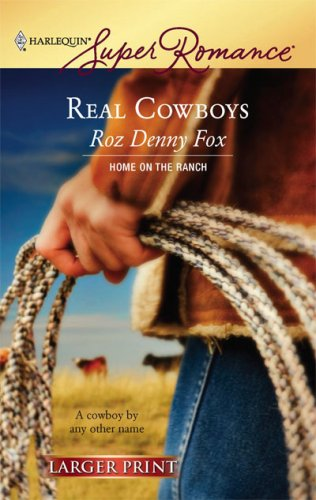 book cover of Real Cowboys