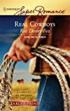 img - for Real Cowboys book / textbook / text book