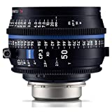 Zeiss 50mm T2.1 CP.3 XD Compact Prime Cine Lens (Feet) PL Bayonet Mount