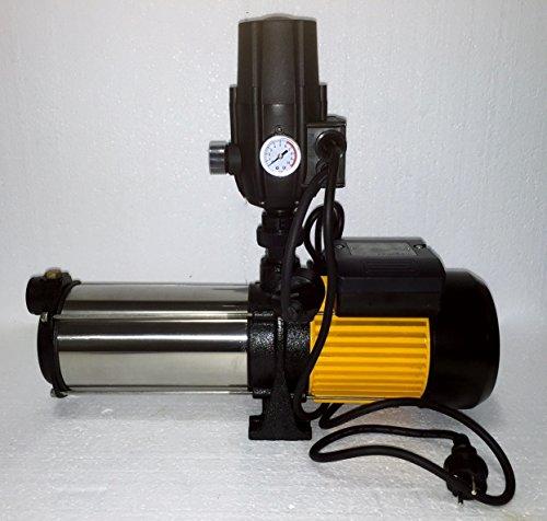 Hauswasserautomat megafixx HMC8SC-G94174 Kreiselpumpe 1700 Watt 8 stufig bis 8,5 Bar - Druckschalter von Güde # 94174