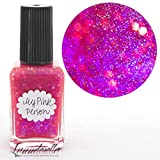 Lynnderella Limited Edition—Neon Pink Jelly Nail Polish—My Pink Person