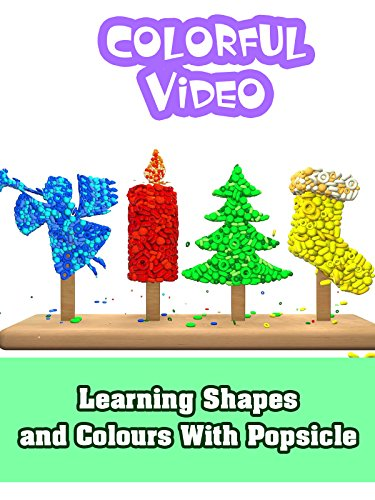 Learning Shapes and Colours With Popsicle ()