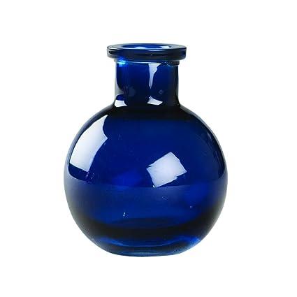 Amazon Ivy Lane Design Transparent Glass Vases 35 Inch Navy