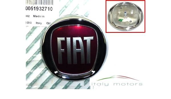 Original Fiat Doblo Emblema Emblema Frontal - 51932710-51804366: Amazon.es: Coche y moto