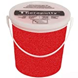DSS Sparkle Theraputty Exercise Material - 5 lb. (Red) by DSS
