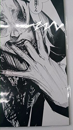 Amazon.com: Tokyo Ghoul :re Duplicate Drawing Seido Takizawa Owl Young Jump Limited NFS F/S: Toys & Games
