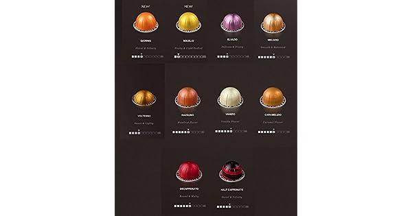 Nespresso Vertuoline – cápsulas de café y espresso de The ...