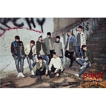 UP10TION - UP10TION-[BURST] 5th Mini Album CD+Photo Book+1p