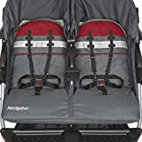 Baby Trend Navigator Double Jogger Stroller - Baltic