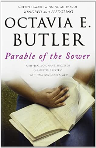 book cover of Parable of the Sower