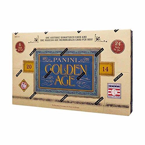 (2014 Panini Golden Age Baseball Hobby Box )