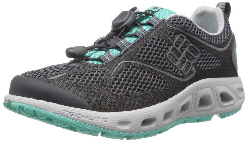 UPC 887921734104, Columbia Women's Powervent Water Shoe,Shale/Grill,6 M US