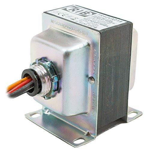 (Transformer 40VA, 120/208/240-24V Class 2 UL Listed 1N+Foot w/ Plate)