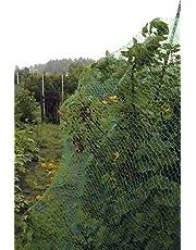4 x vogelnetten 4 x 5 m vogelbeschermingsnet vogelverdedigingsnet plantenbeschermingsnet fruitboomnet vijvernet loofnet beschermingsnet beschermingsnet