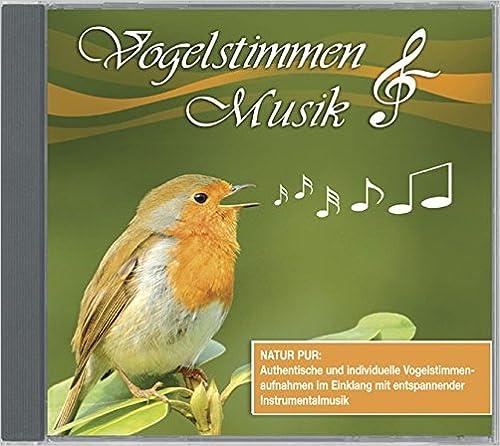 Vogelstimmen & Musik * Audio-CD