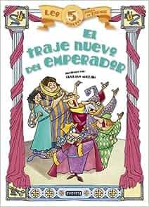 Leo 5 minutos antes de dormir: El traje nuevo del emperador (Spanish