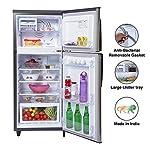 Godrej 231 L 1 Star Frost-Free Double Door Refrigerator (RF EON 245A 15 HF SI ST, Silver)