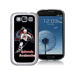 NHL Colorado Avalanche Samsung Galaxy S3 I9300 Case High Quality By zeroCase WANGJING JINDA