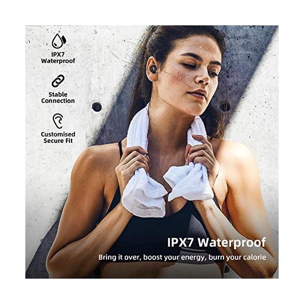Enacfire Waterproof IPX7 E18 Plus Earbuds