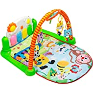 Tapiona Baby Play Gym Mat - Kick Play Piano Mat Infants...
