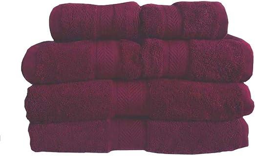 MARRIKAS 100/% Egyptian Cotton Quality 6 Piece Towel Set  SAGE