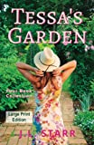 img - for Tessa's Garden: Four Book Collection [Large Print] book / textbook / text book