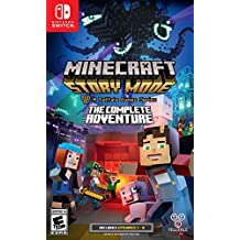 Minecraft-story Mode The Complete Adventure-nintendo_switch