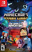 Minecraft - Story Mode The Complete Adventure - Nintendo Switch