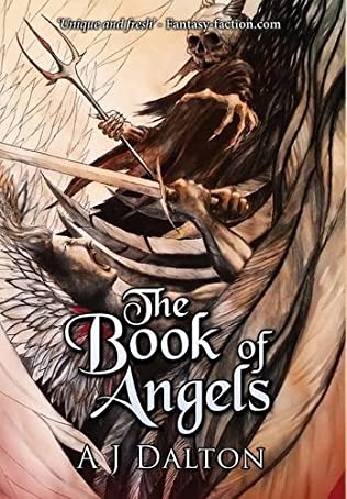 book cover of The Book of Angels